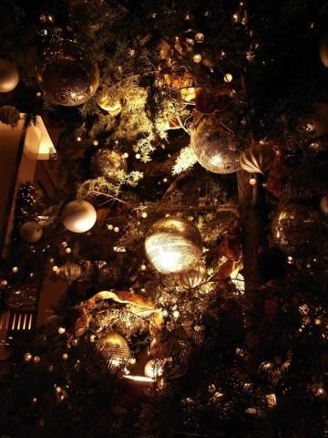 帝国ホテルもクリスマス